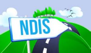 NDIS sign